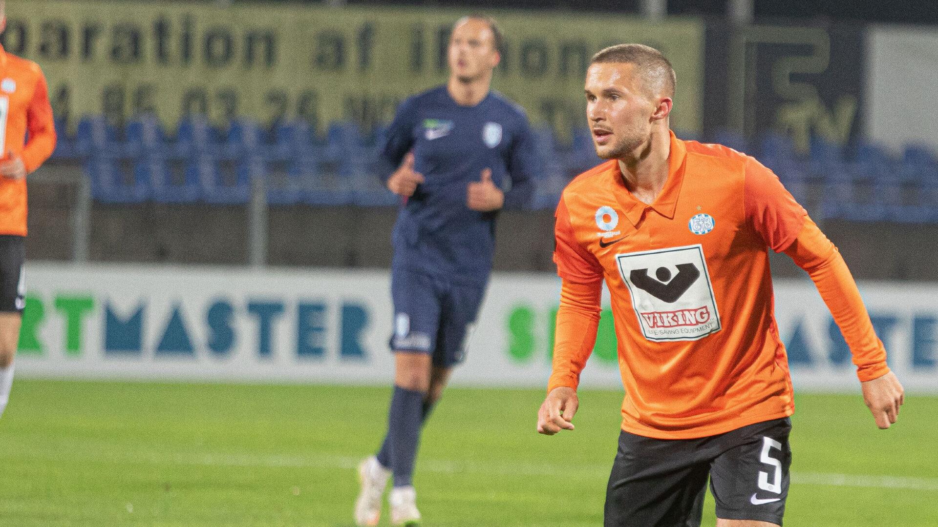 EfB færdige i Sydbank Pokalen efter 0-1-nederlag