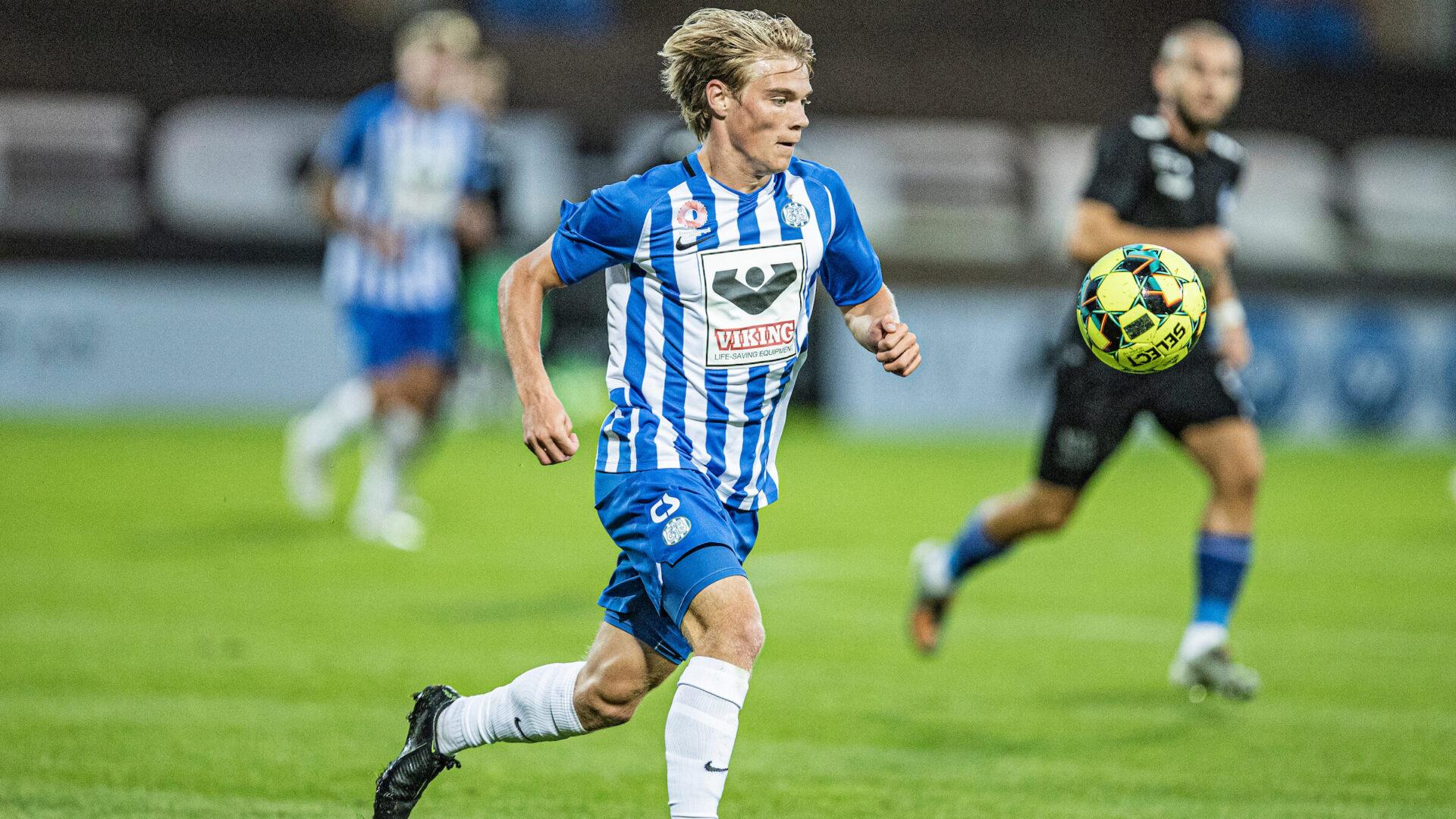 Reserveholdet møder Silkeborg