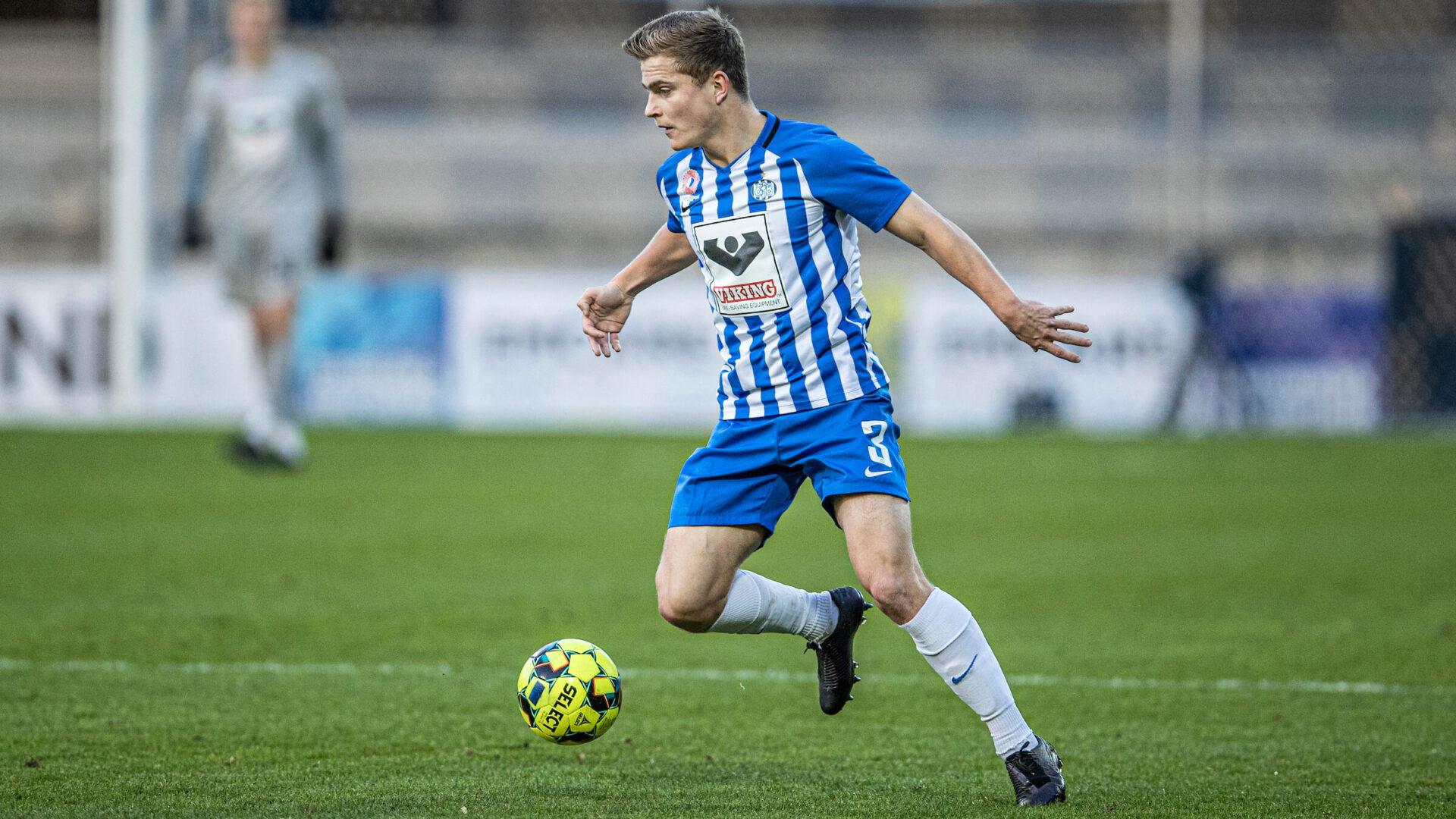 EfB forlænger med Simon Bækgård
