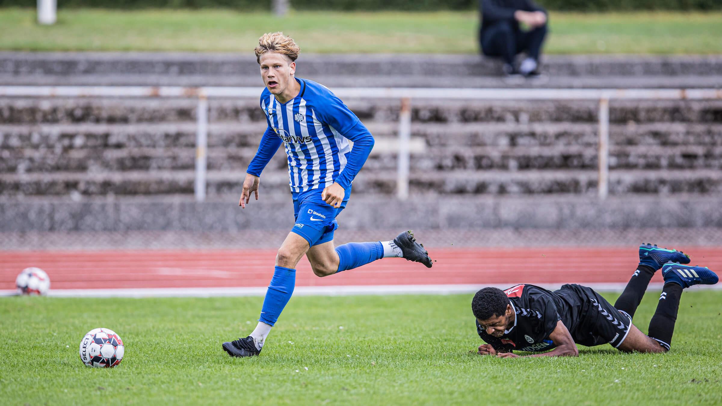 U19 sænkede Vejle med 2-0