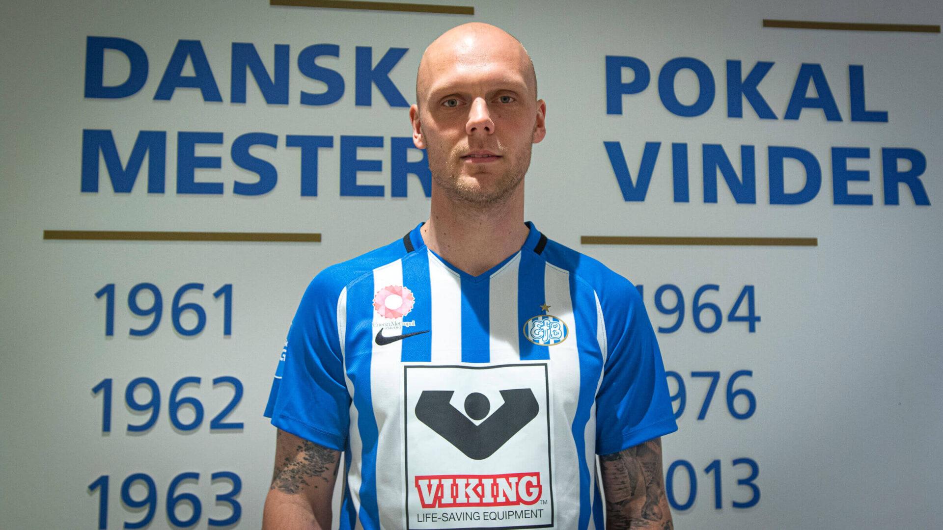 EfB henter Kasper Pedersen i AaB