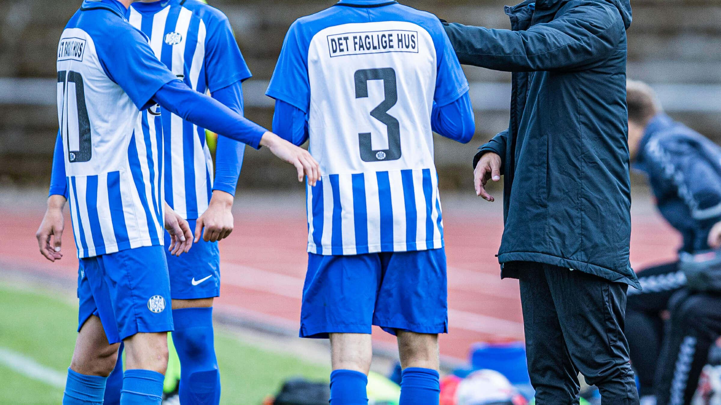 Vejle tager imod i U19 Ligaen