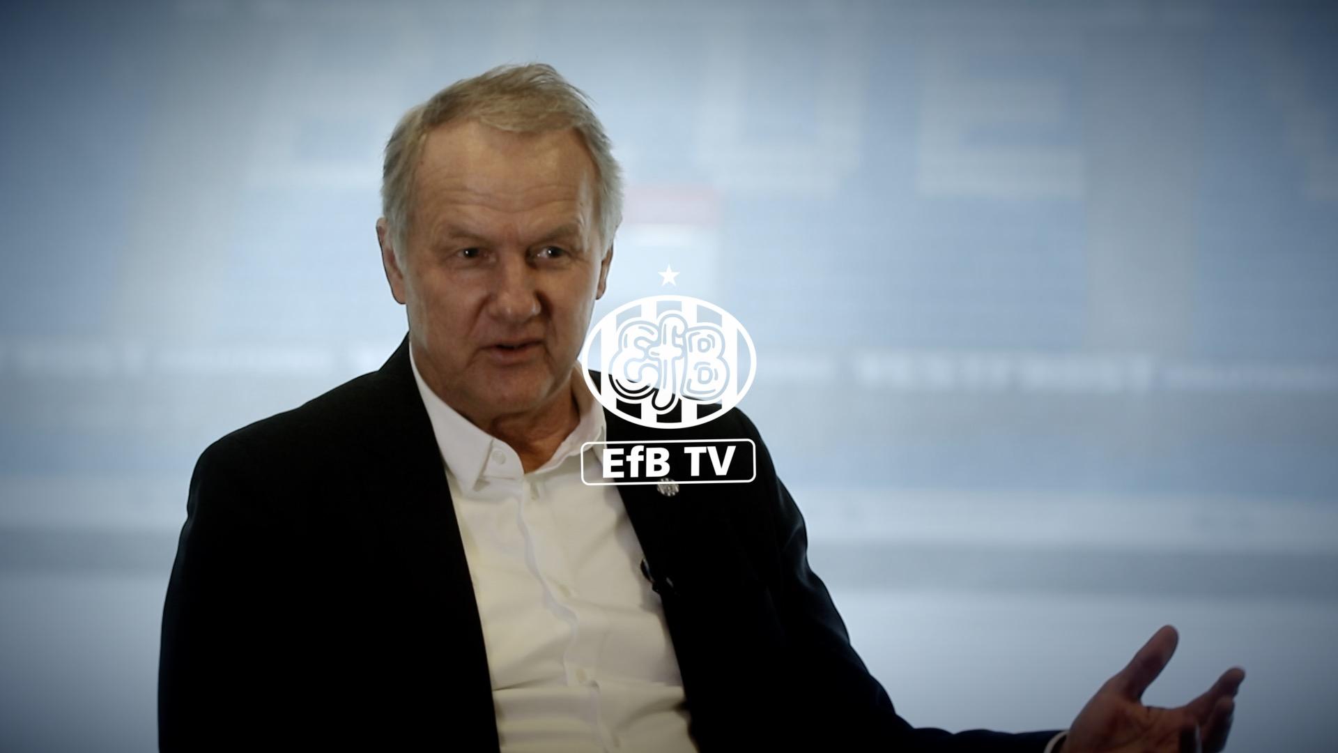 Bestyrelsesformanden om EfB's nye situation