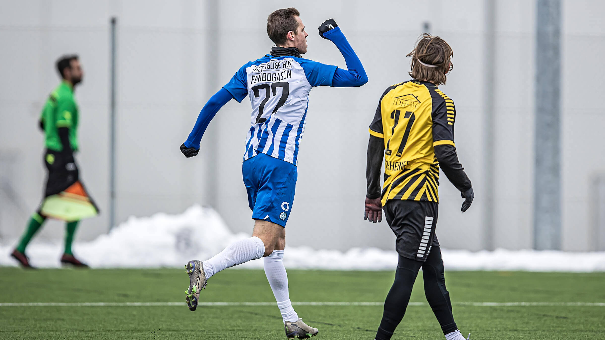Finnbogason sikrede sejr i forpremiere