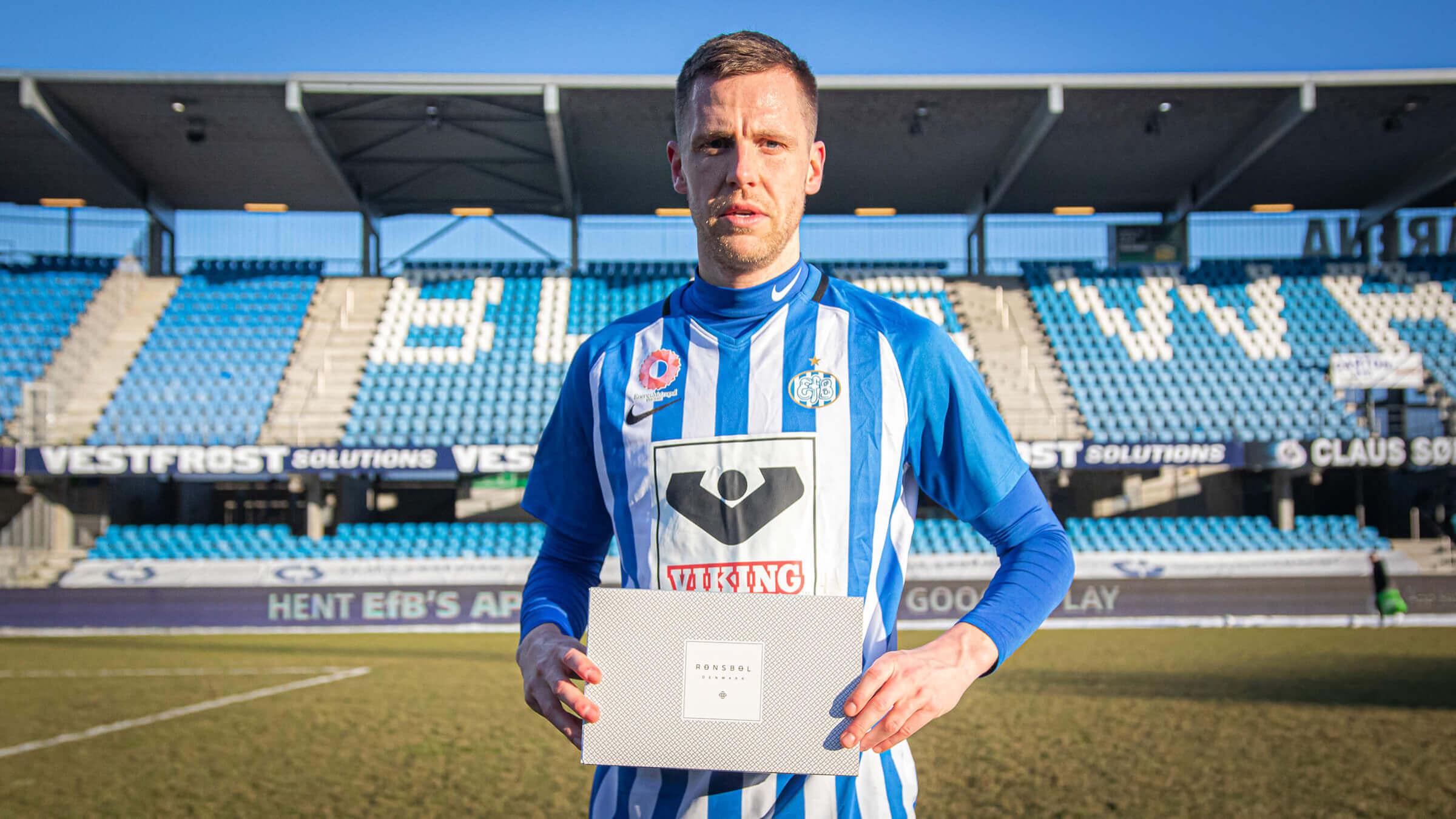 Finnbogason banens bedste i sin debut