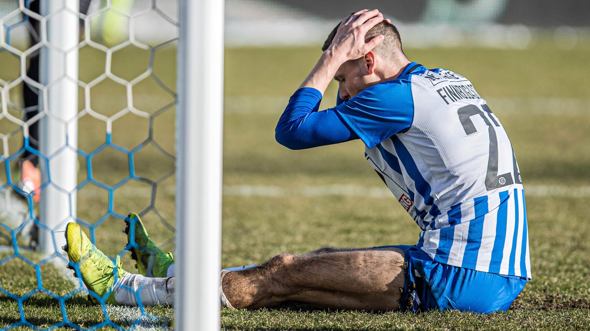 EfB tabte med 1-2 til Fredericia