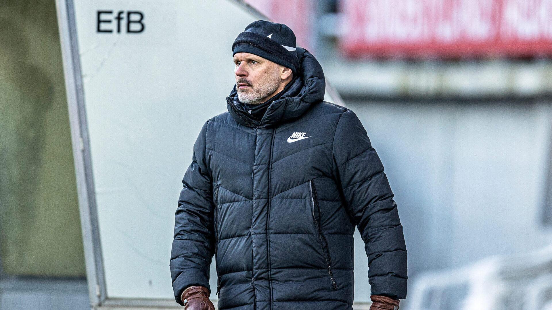 Kristjansson spår tæt kamp mod Silkeborg