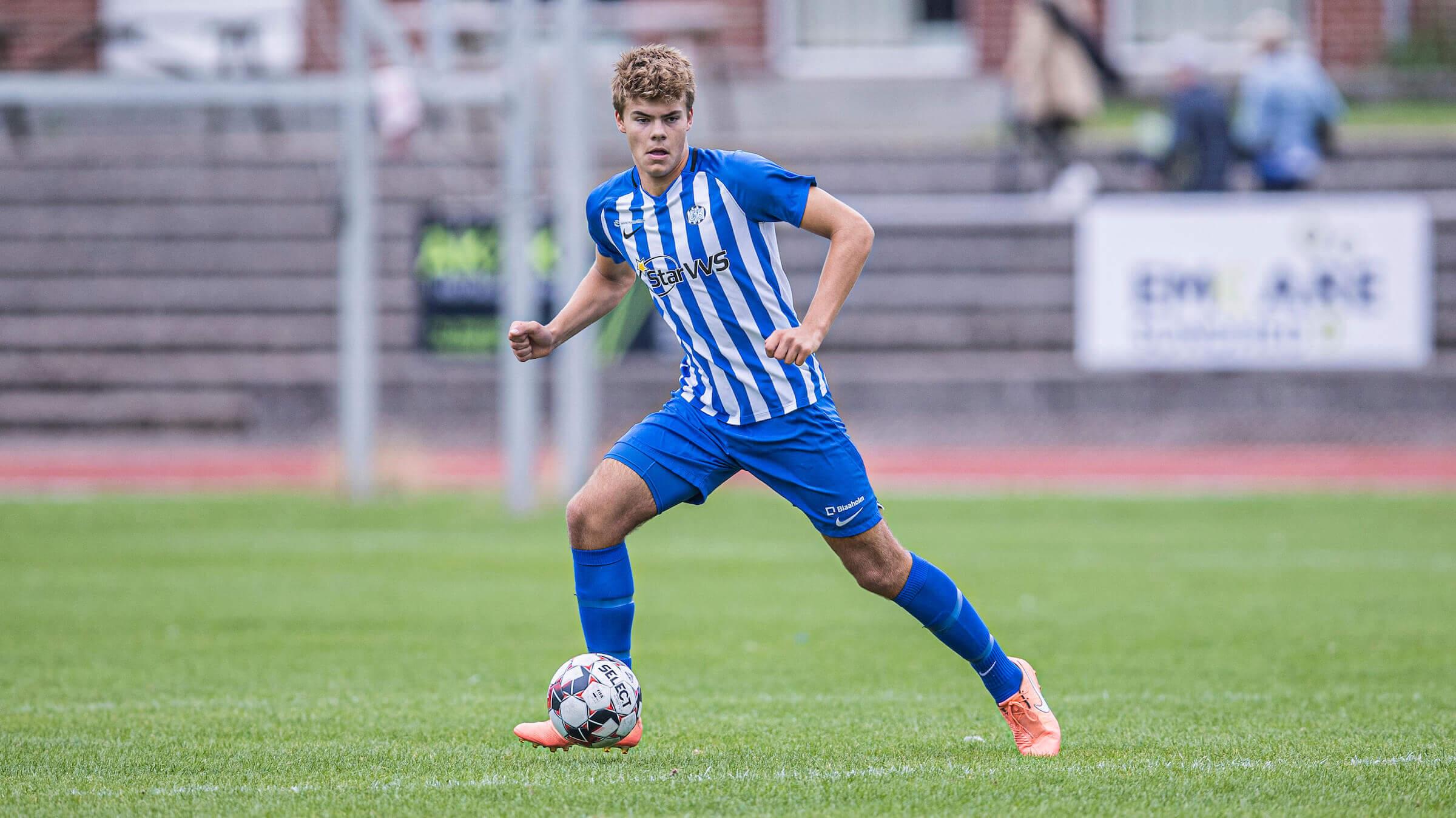 U19-holdet åbner mod Lyngby