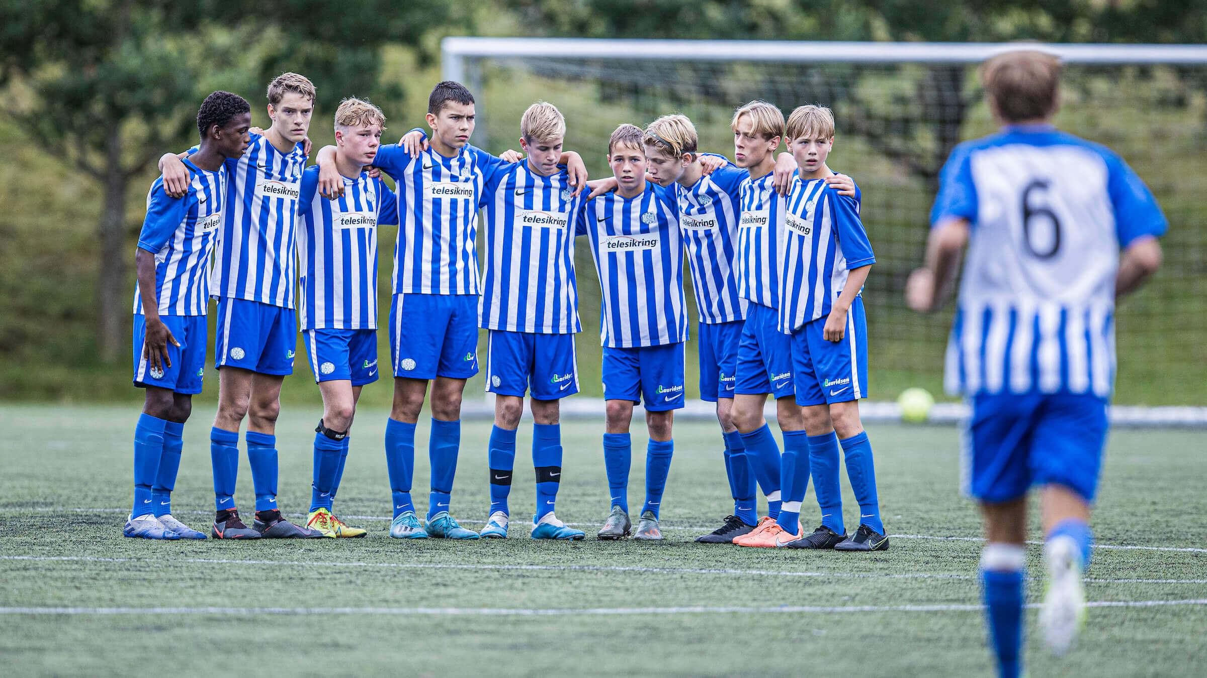 U15 møder Silkeborg lørdag