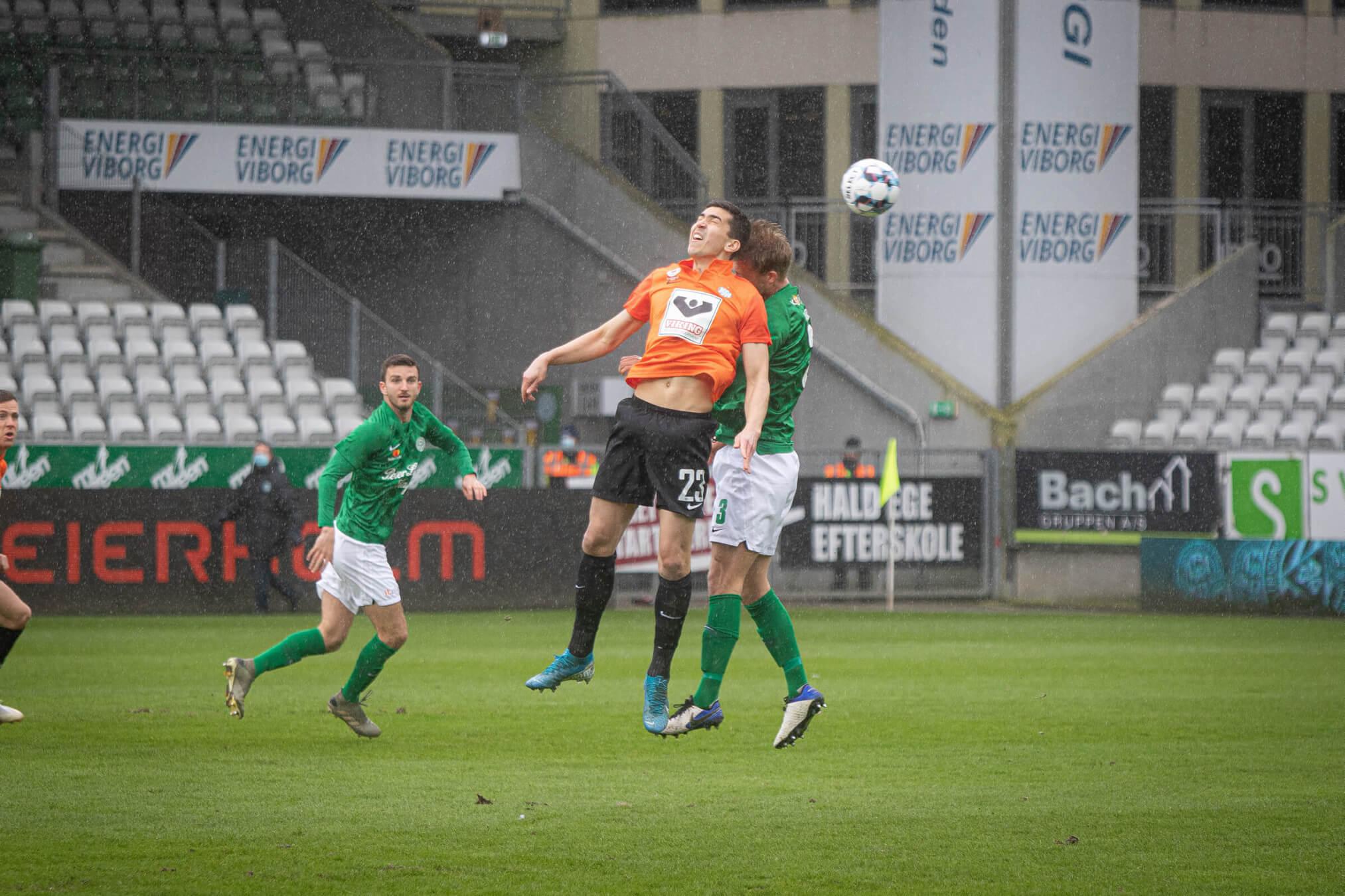 Højdepunkter: Viborg – EfB
