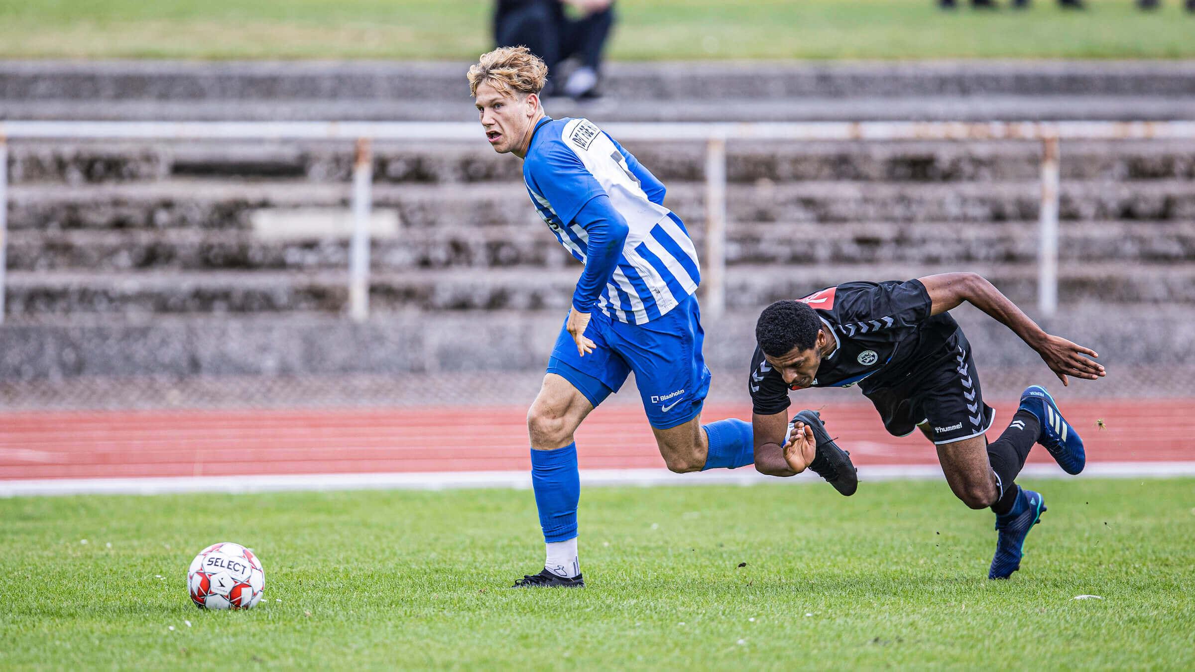 Dalügge-hattrick ikke nok mod Lyngby