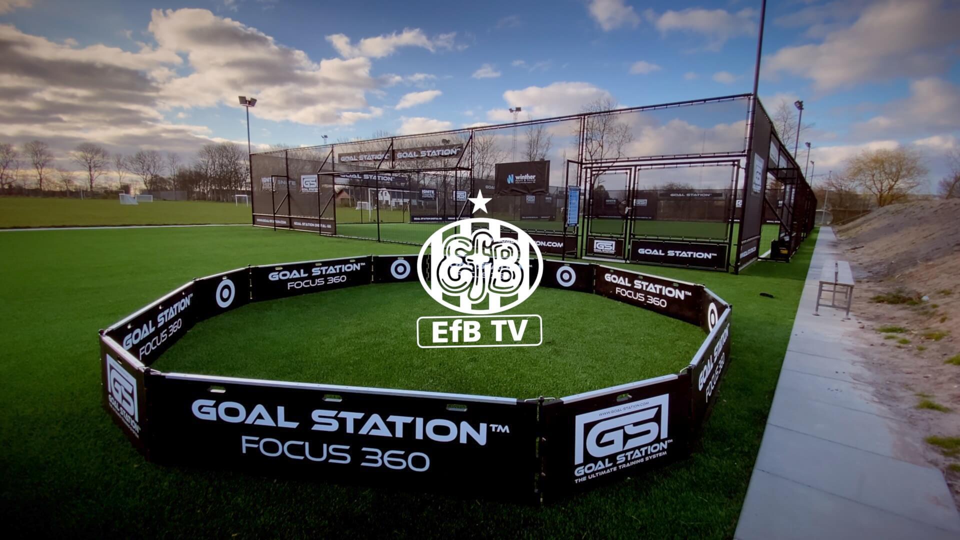 Boldklubben Vestkysten har fået en Goal Station