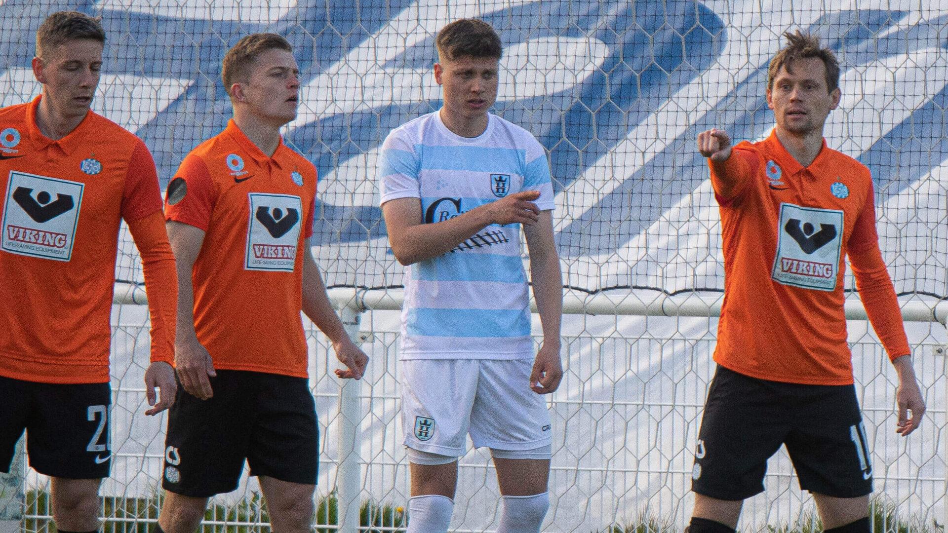 0-1-nederlag i Helsingør
