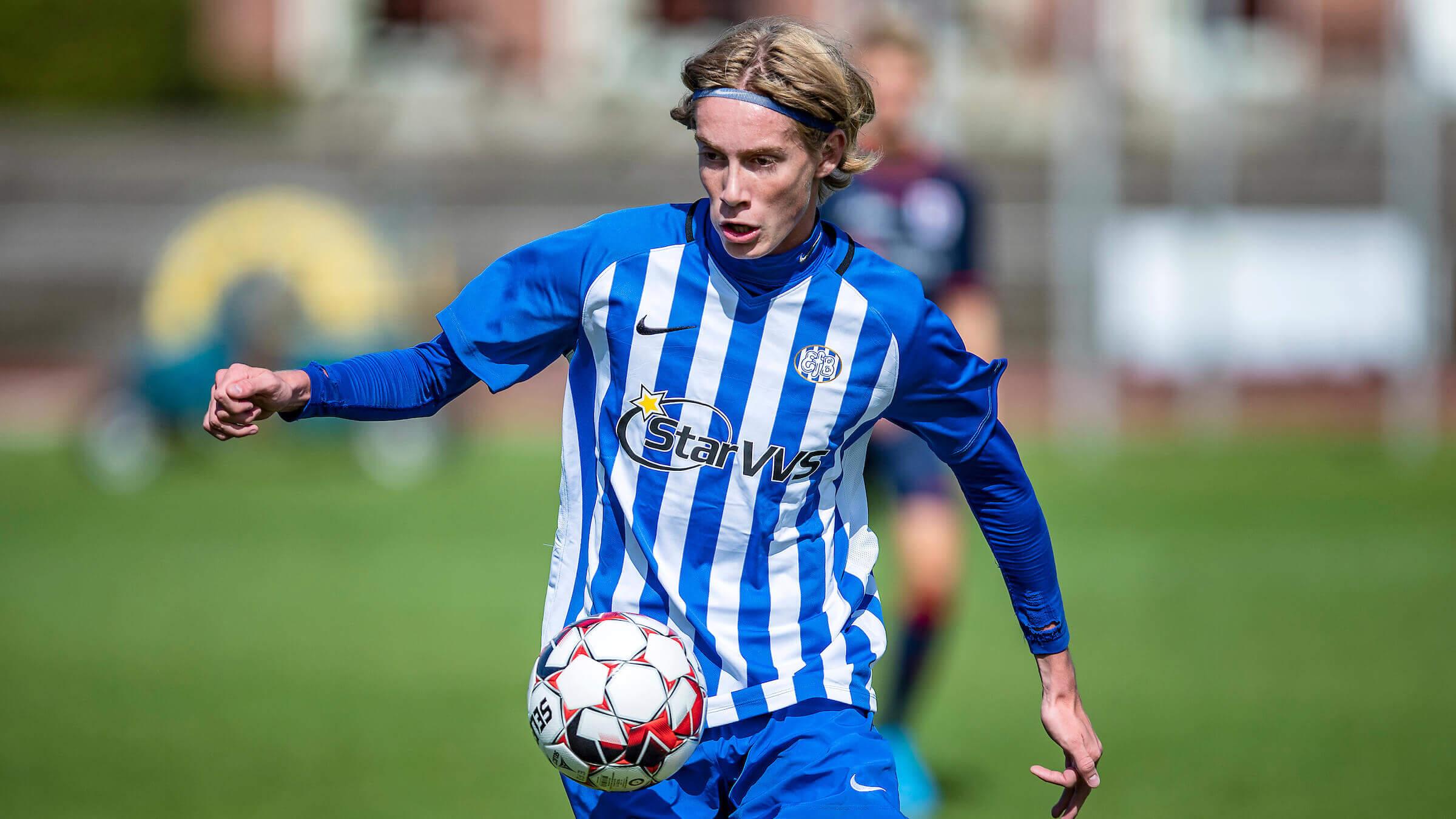 EfB's U19-hold møder SønderjyskE