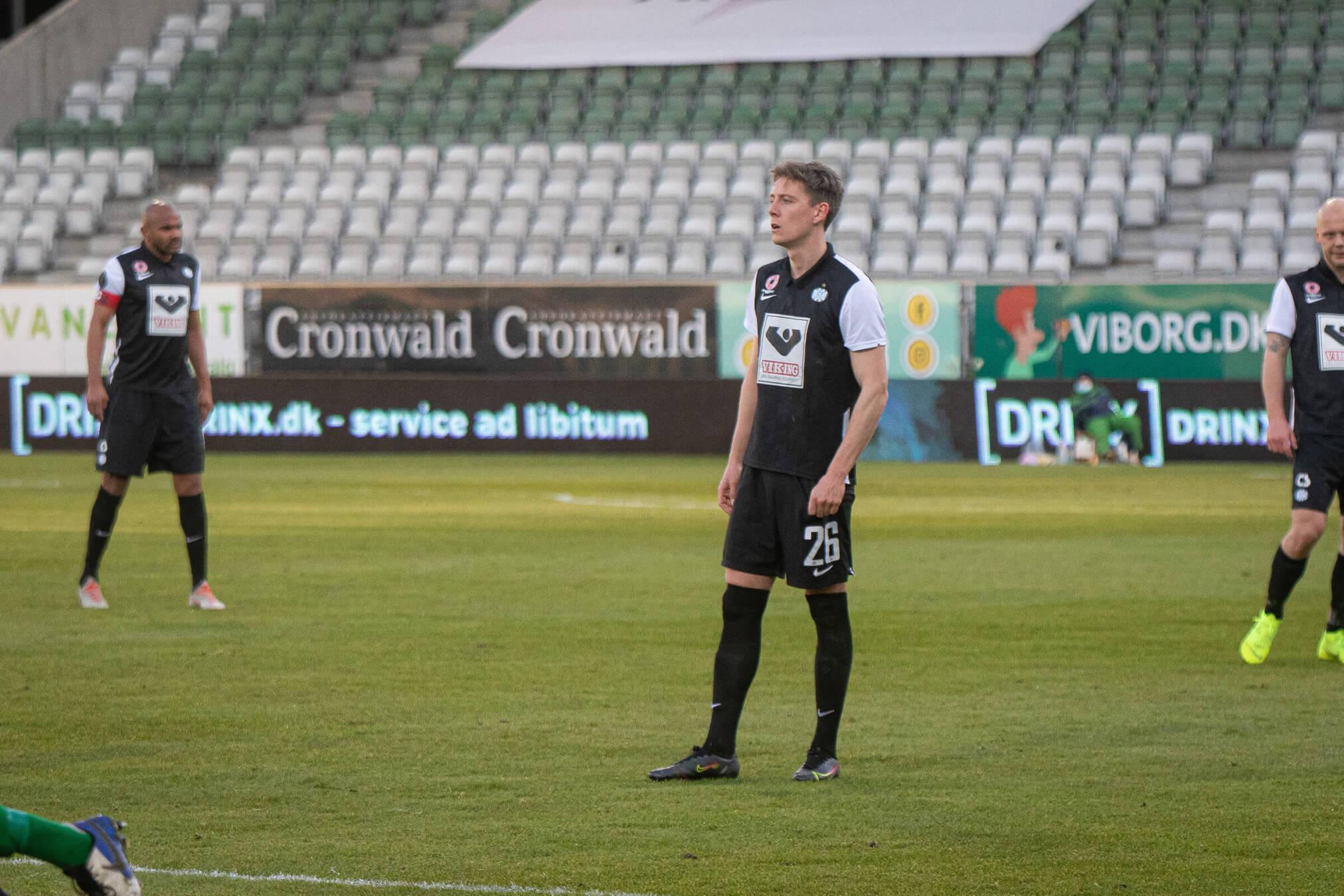 Sort aften for EfB i Viborg