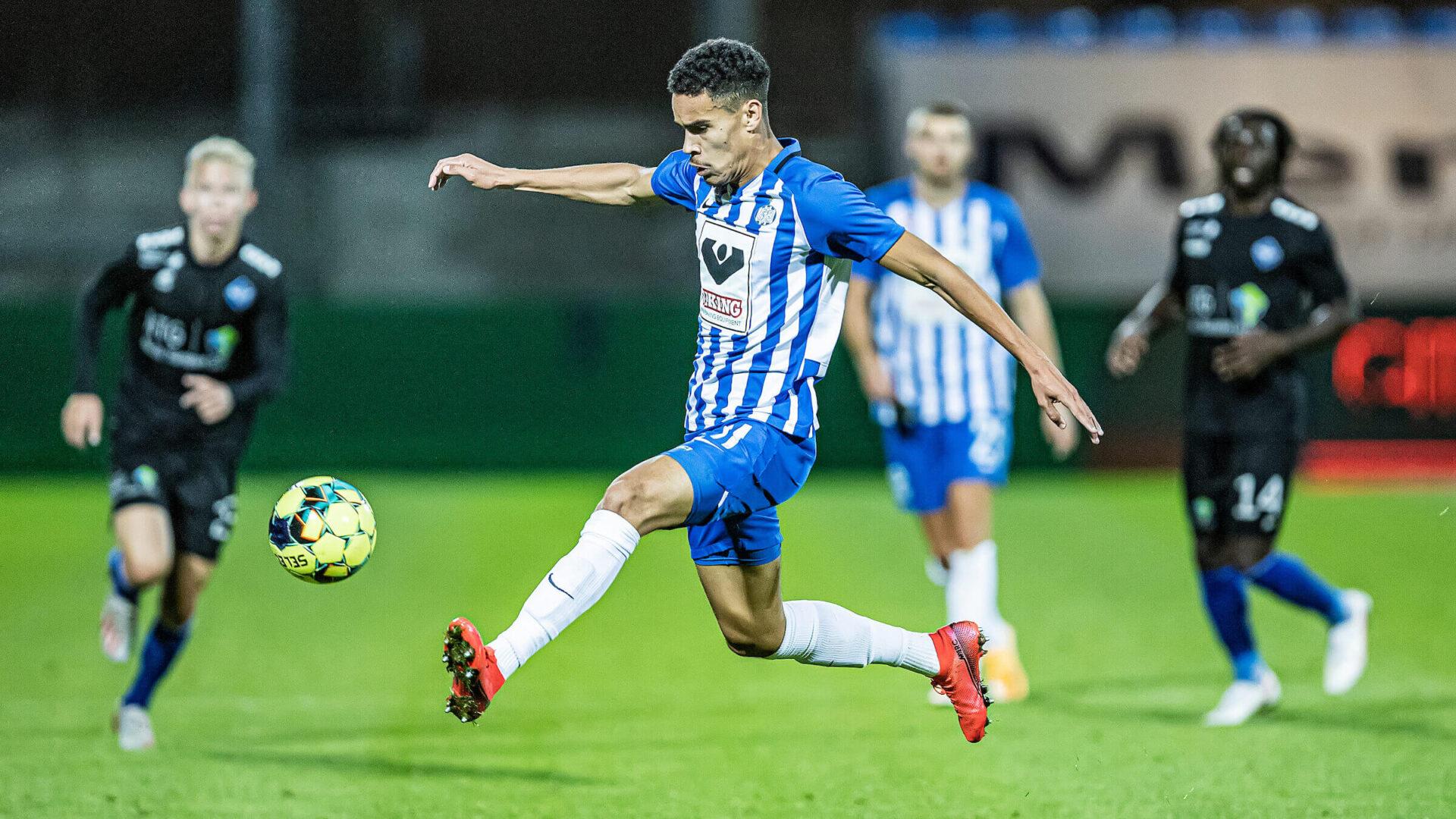 Soiri-scoring nok mod HB Køge