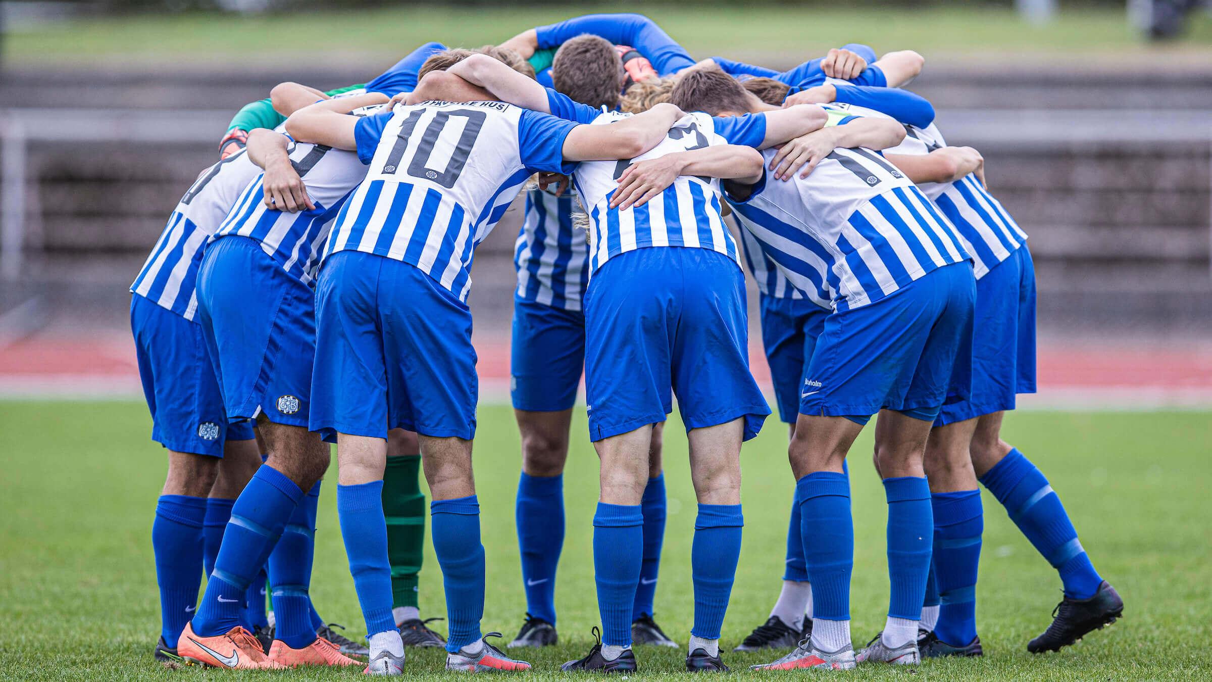 U19 skal følge sejr op mod Silkeborg