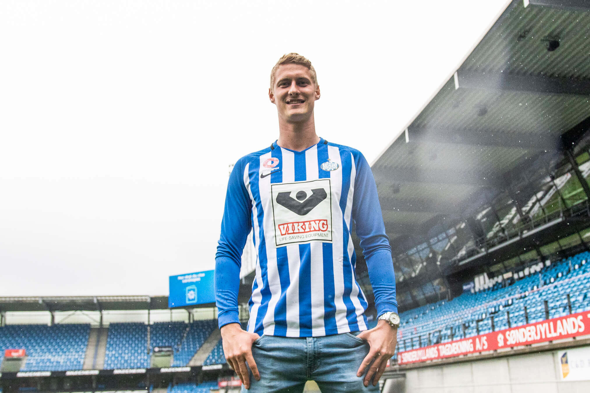 Holten: Glæder mig til at spille for EfB