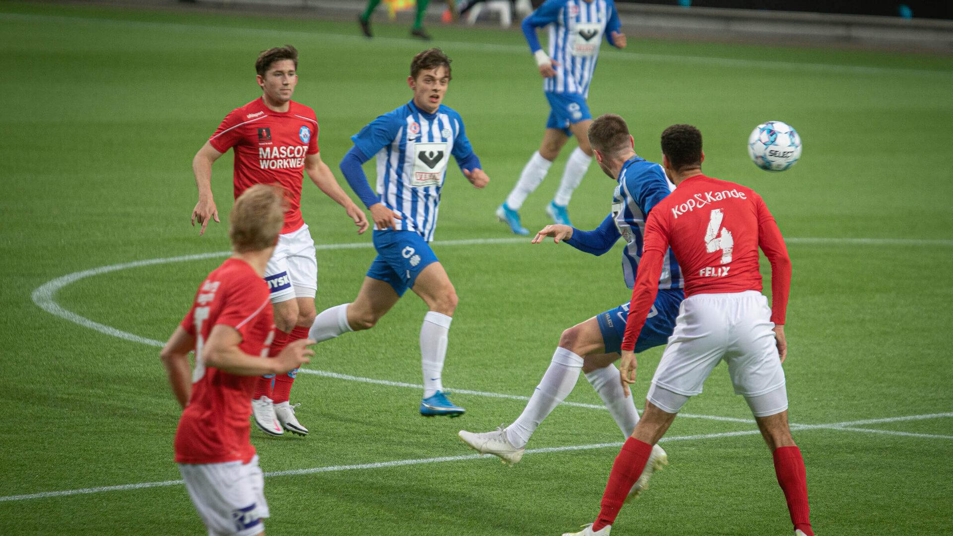 Højdepunkter: Silkeborg – EfB