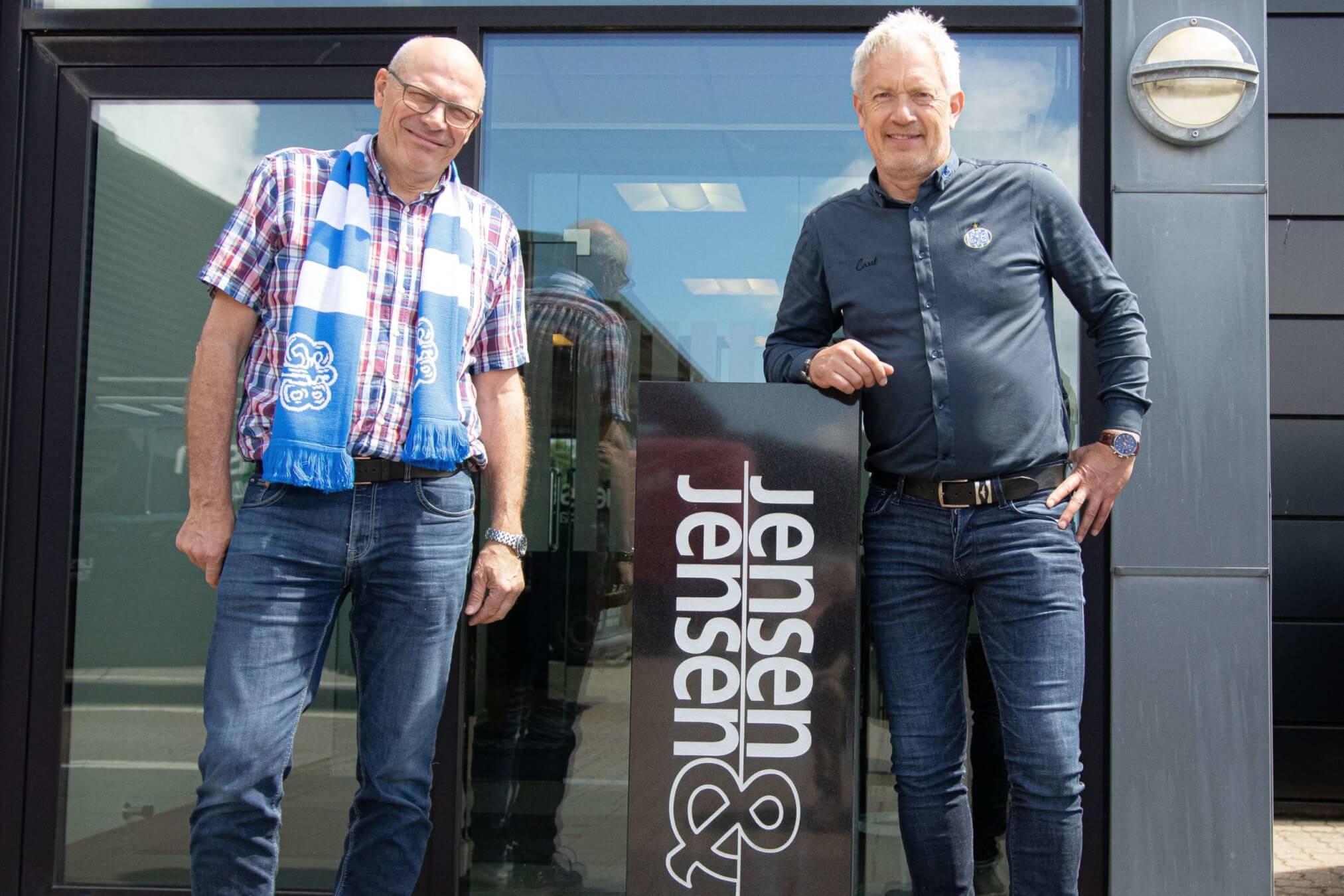 Jensen & Jensen bakker op om EfB