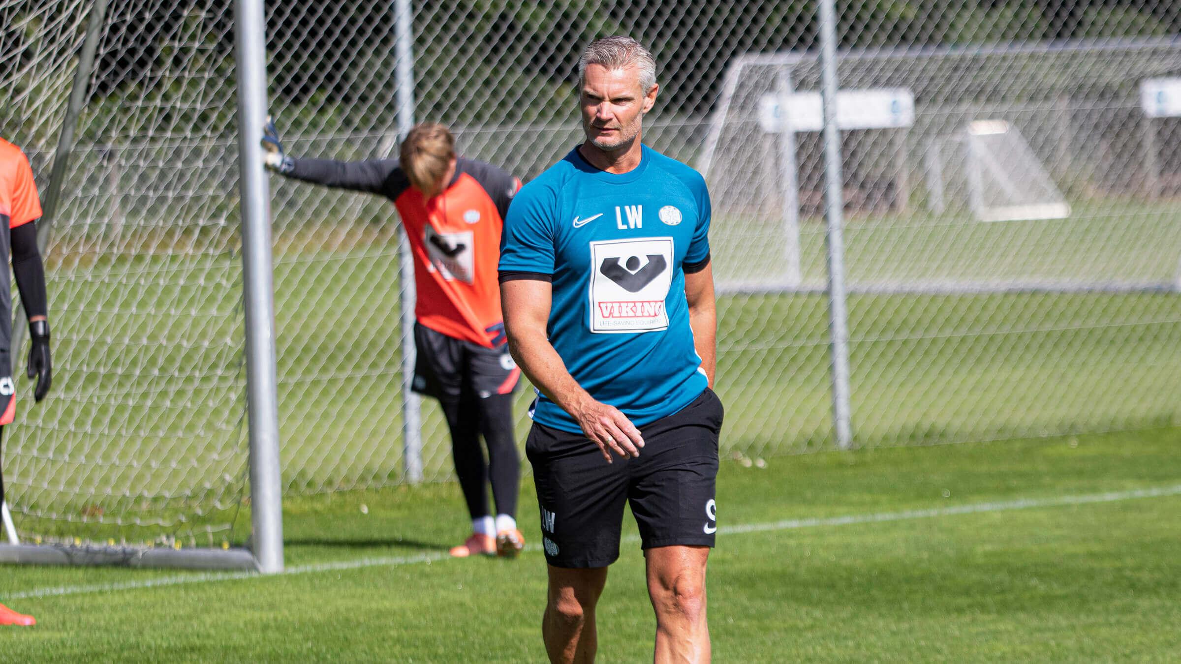 Lars Winde stopper i EfB