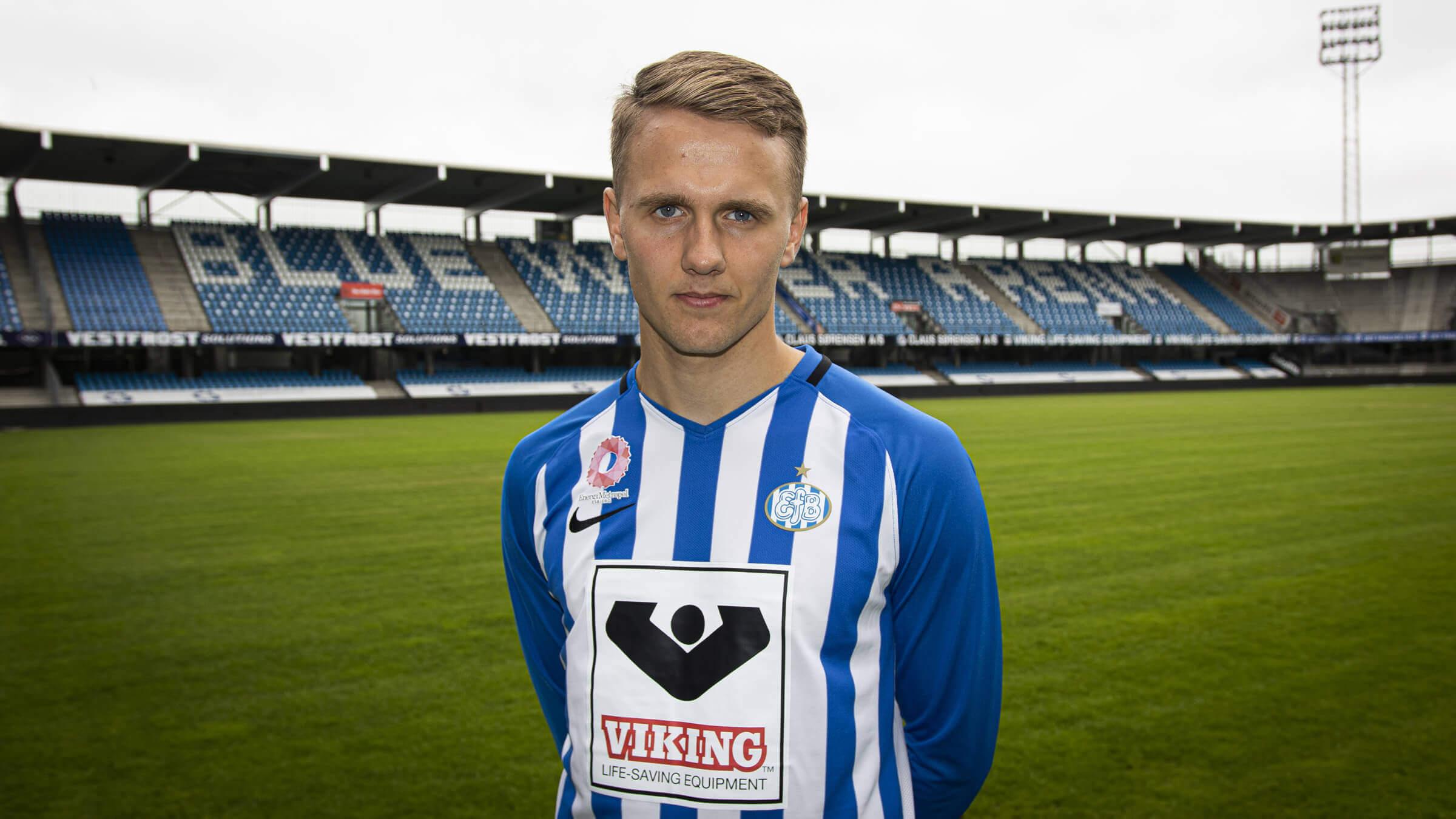 Olafsson: Vil i Superligaen med EfB