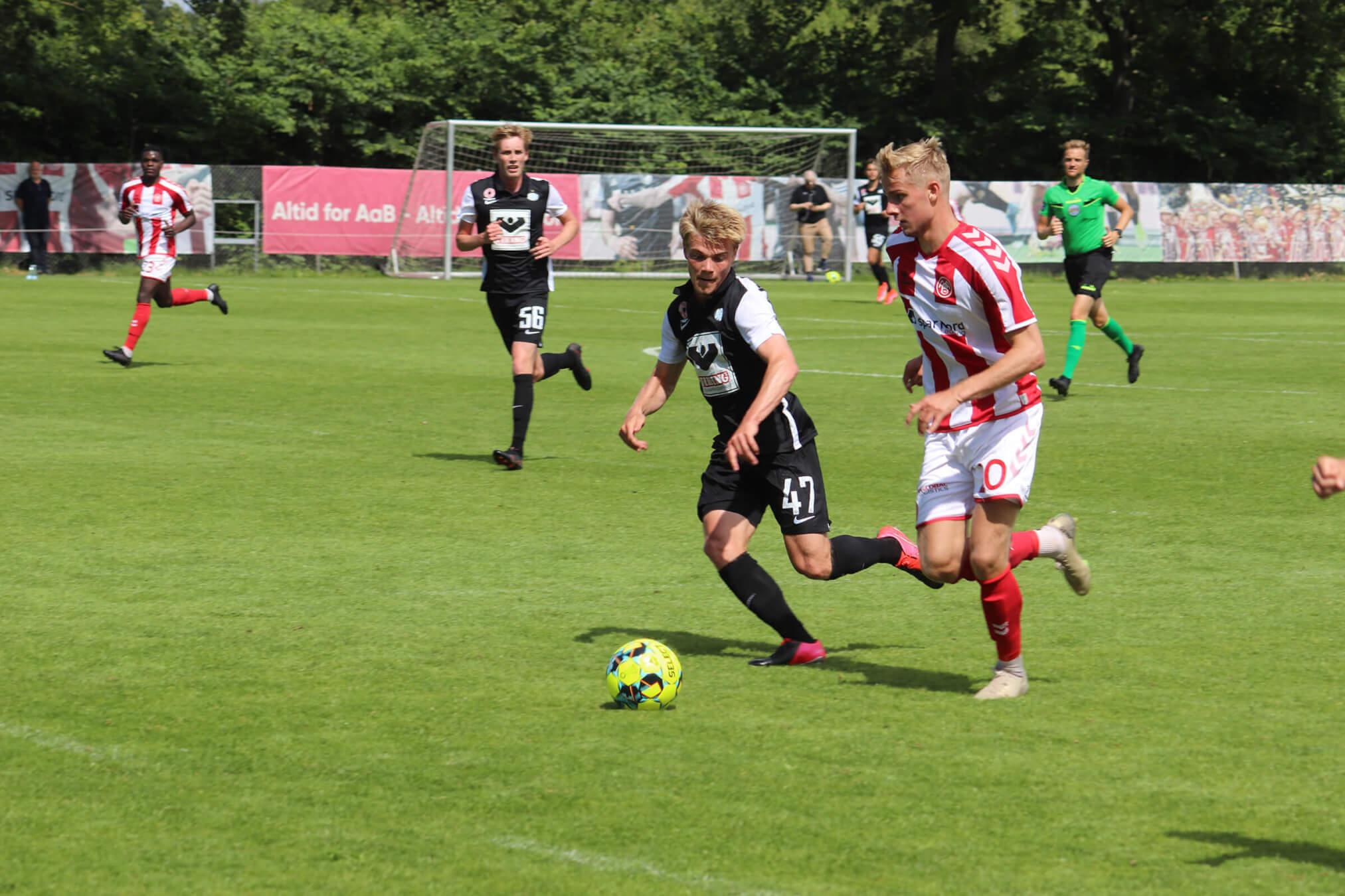 EfB spillede 0-0 i Aalborg