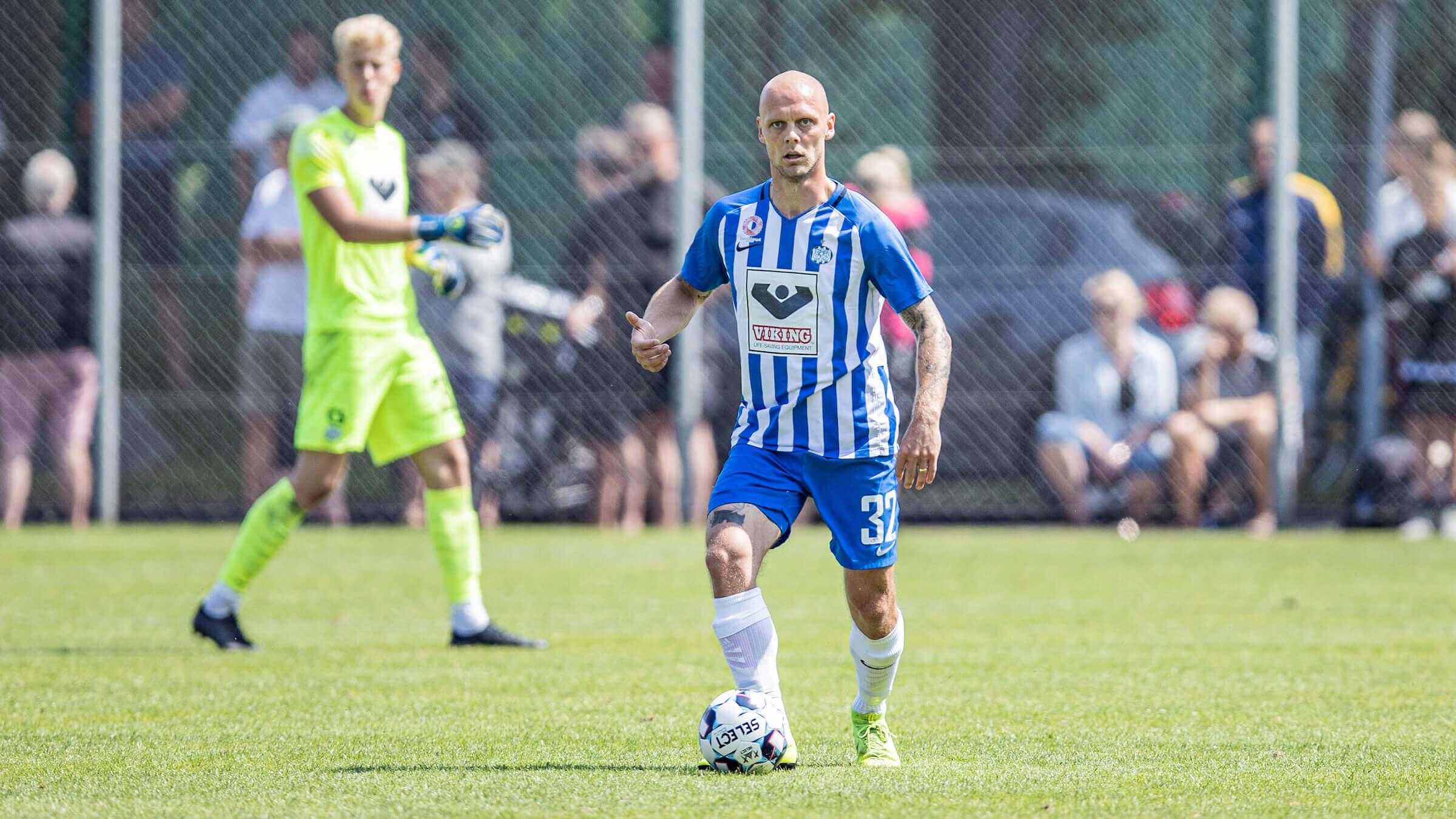 EfB og Kasper Pedersen stopper samarbejdet