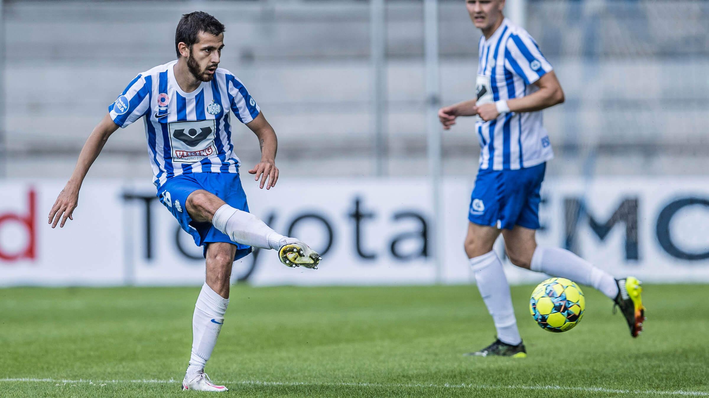 Esbjerg fB tabte 1-3 til Helsingør