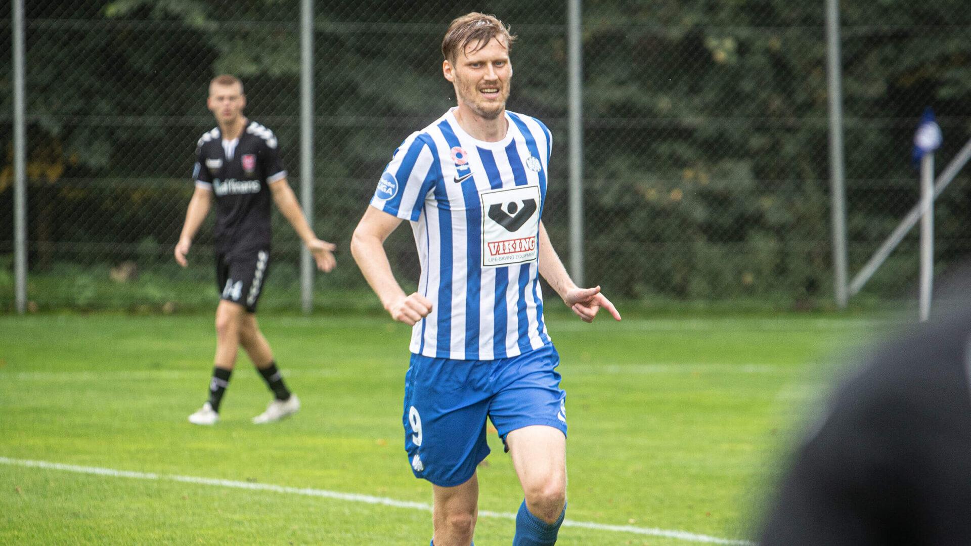 3-1-sejr til reserverne over Vejle