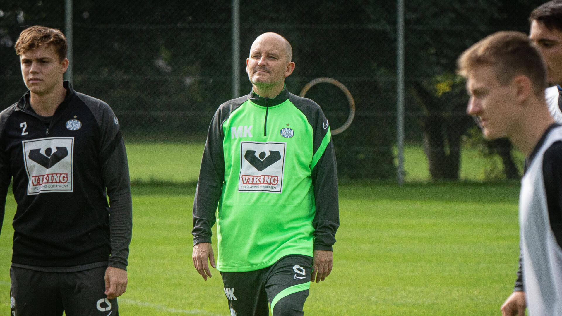 Michael Kryger ny assistenttræner
