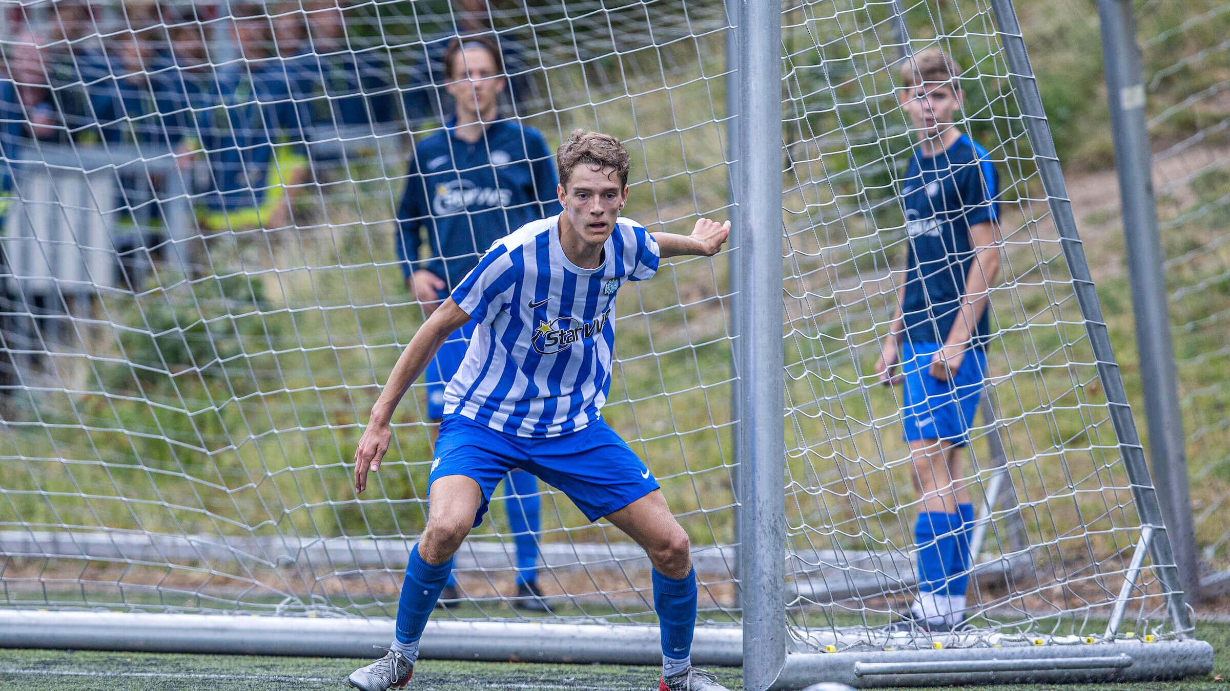 FCK gæster Gl. Vardevej i U17 Ligaen